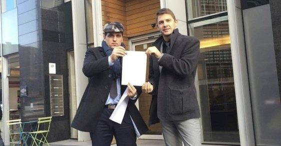 Europoslanci P. Mach a T. Zdechovský napsali otevřený dopis norské vládě
