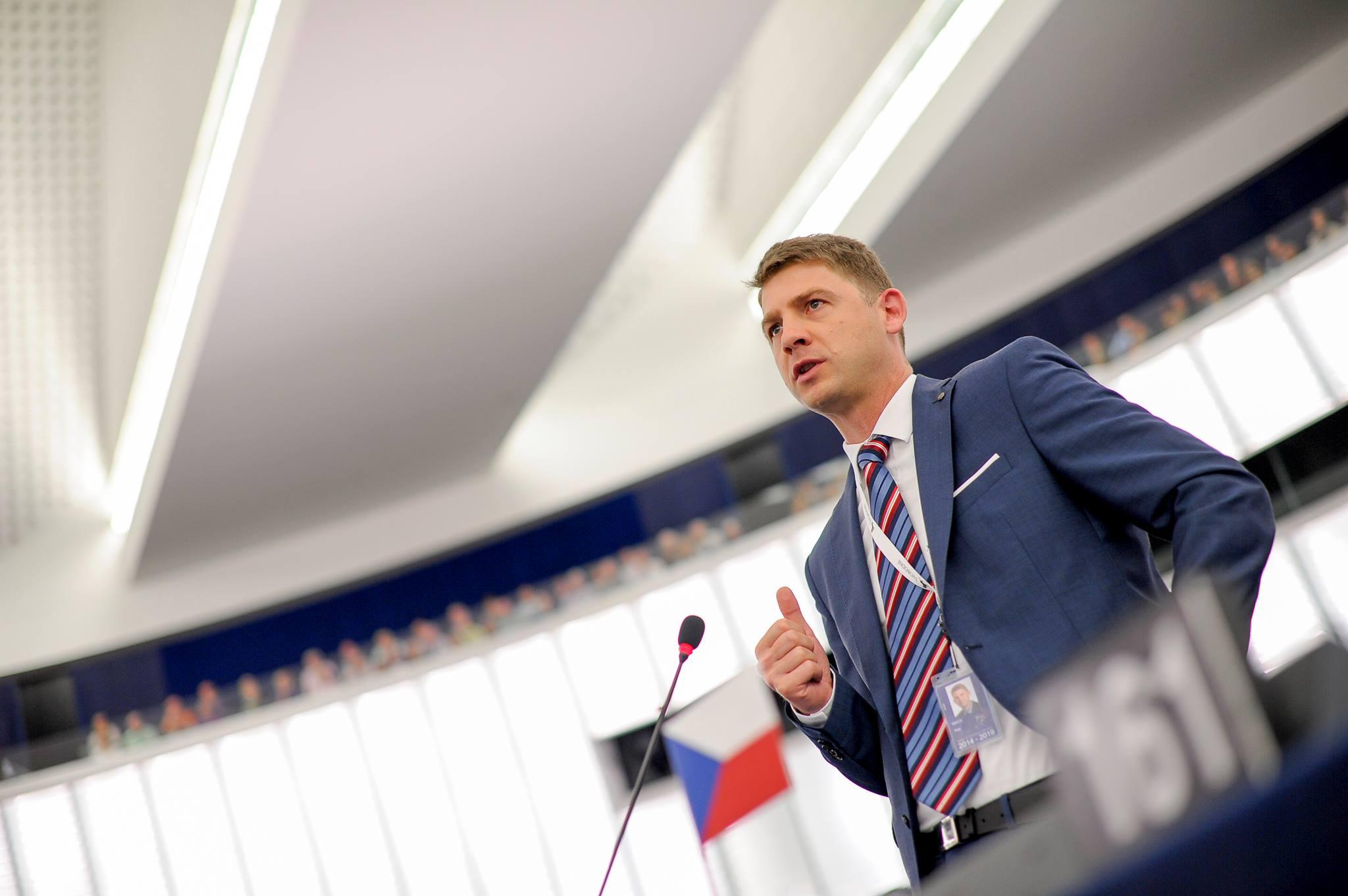 Proč Petr Mach hlasoval proti rozpočtu EU na 2016
