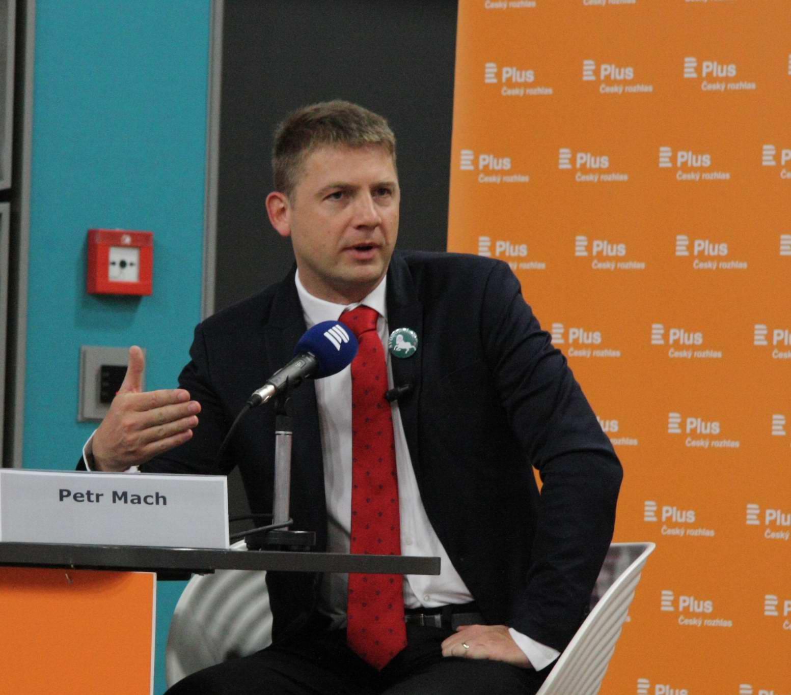 P. Mach se znovu zastal Polska