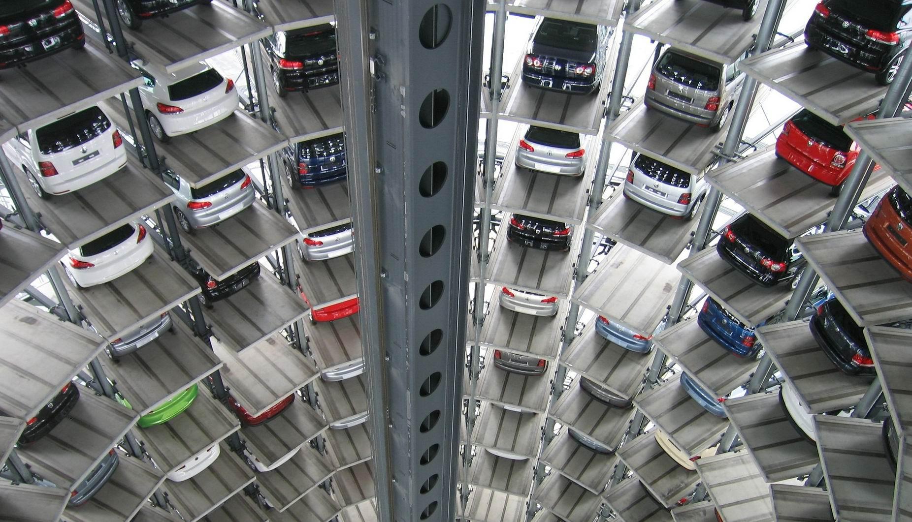 Hlasování o autech (2x)