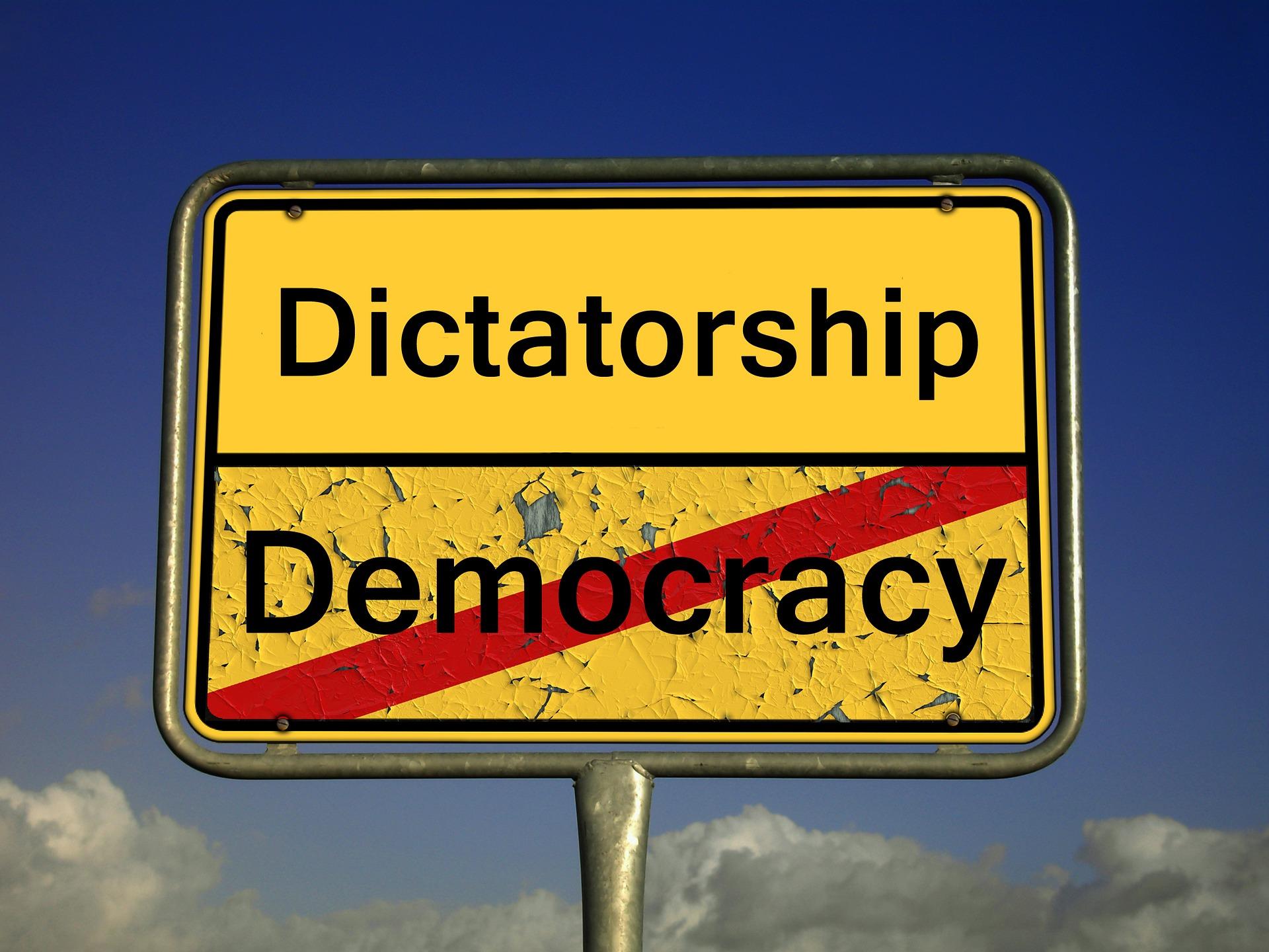 Pět kroků ke skutečné politické svobodě a zkvalitnění naší demokracie