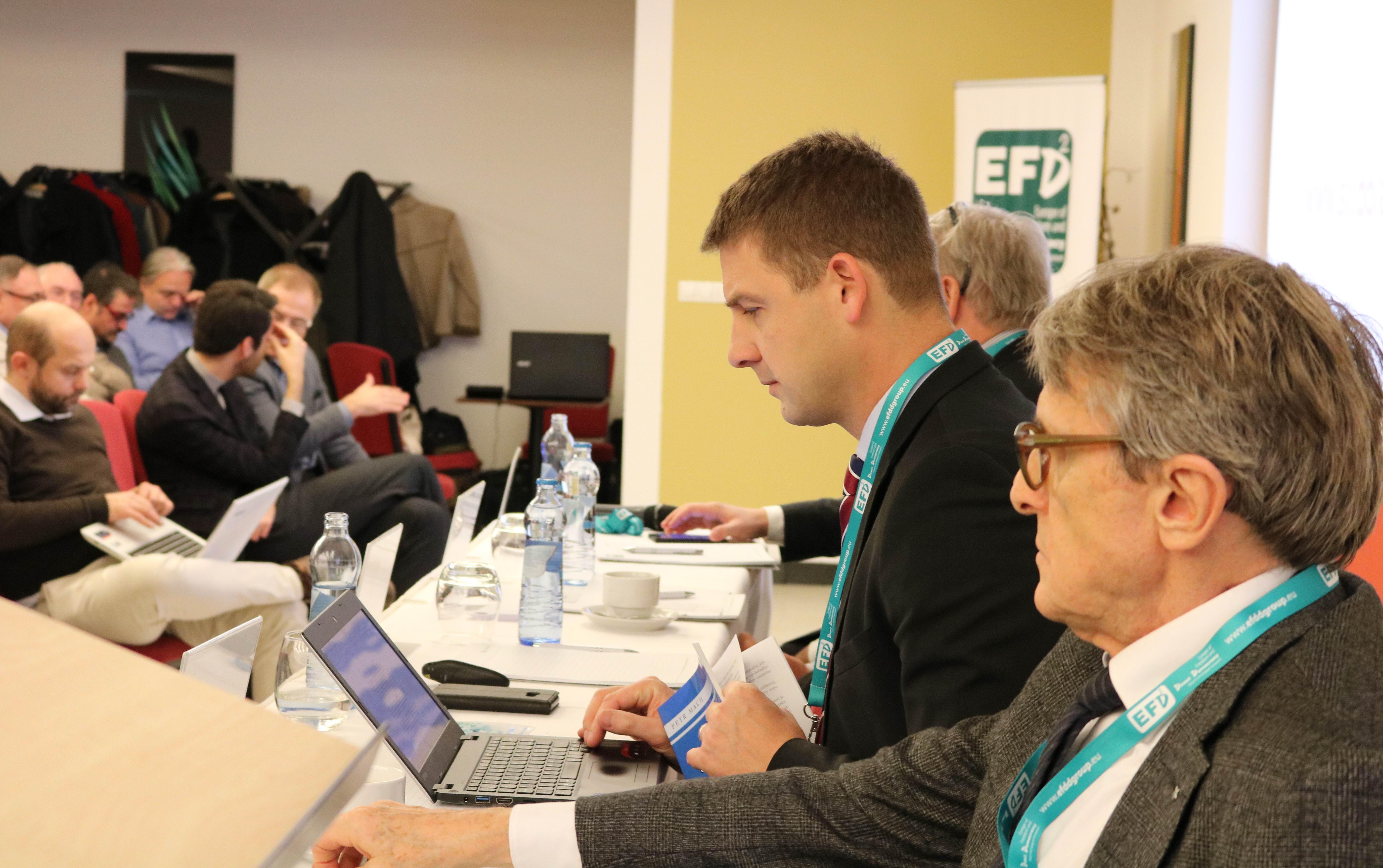 Alternativy Evropské unie – konference EFDD